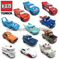 Tomica Disney Pixar Cars McQueen Mack Truck 1:55 Diecast Car Toys Lot Loose SAVE