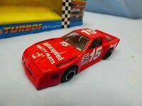 '95 Hot Wheels Turbos CORGI Base Chevrolet Camaro Motorspeed n 15 Racing Car Toy