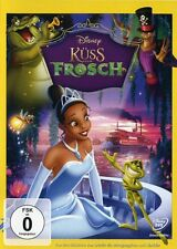 Küss den Frosch  -  Disney  - DVD - Neu u. OVP