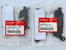 Honda Forza 300 i & SH 300 i ABS genuine front + rear brake pad set