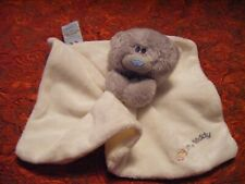 "Tiny Tatty teddy me to you cream comforter 8"" approx VGC (B40)"