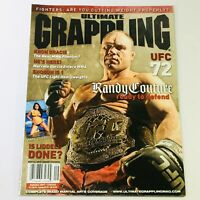 Ultimate Grappling MMA Magazine September 2007 - Randy Couture & Amy Christine