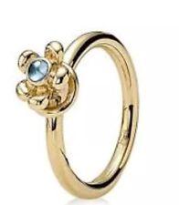 PANDORA Sterling Silver Topaz Fashion Jewellery
