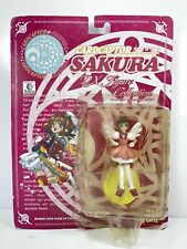 "CardCaptor Sakura DX 3"" Figure Kinomoto School Uniform Gashapon BANDAI - NOS"