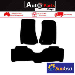 Floor Mats For Ford Territory SZ 03/2011 2012 2013 2014 2015 10/2016 Sunland*
