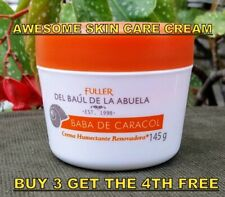 SNAIL BABA DE CARACOL CREAM BLEMISH ACNE PIMPLES SCARS SKIN SPOTS STRETCH MARKS