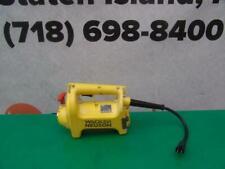 Wacker M2500 Concrete Vib 00004000 Rator Great Shape