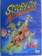 set of Three Scooby Doo DVD-Meets BATMAN-Monster of Mexico and Alien Invaders