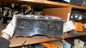 Speedometer Analog Head Only MPH Fits 92 SABLE 23950