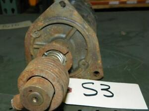 Tested Original Starter Ford Model A 1929, 1930, 1931 Used  w/  Starter  Drive
