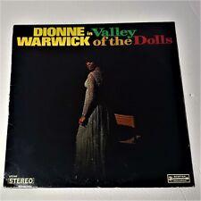 Dionne Warwicke - Valley Of The Dolls: Scepter 1968 Vinyl Lp Album (Jazz / Funk)