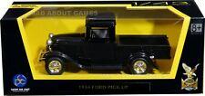 FORD PICK UP 1934 1:43 Model Die Cast Toy Car Models Miniature Black