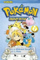 Pokémon Adventures, Vol. 7 (2nd Edition) by Hidenori Kusaka