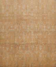 Wool/ Silk Nepal Tibetan Oriental Hand-knotted Large Area Rug 10'x10' Square