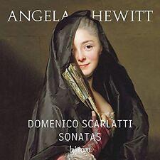 Scarlatti Sonatas Angela Hewitt Hyperion Cda67613 Audio CD