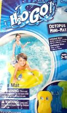 Octopus Swimming Pool Toy Float Raft Inflatable Board Mat Yellow