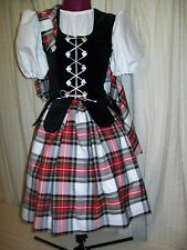 Girls/Ladies New Made to Measure  Aboyne Outfits for Highland Dance  From £130.*