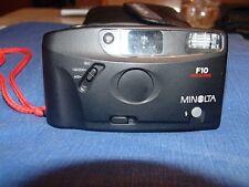 Minolta F10 35mm macchina fotografica tradizionale Vintage