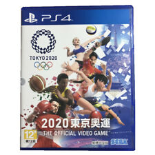 Olympic Games Tokyo 2020 The Official Video Game PS4 Chinese Factory Sealed