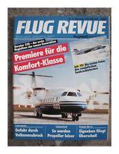 Flug Revue *flugwelt international*  Ausgabe 11 - 1991  Zustand 2  #11054#