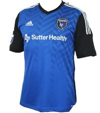 Adidas MLS San Jose Earthquakes Performance Replica Jersey