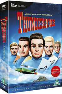 Thunderbirds - The Complete Collection --- 10-Disc DVD Boxset