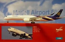 Herpa Wings 1:500 Airbus A350-900 XWB  Thai Airways HS-THB  529693