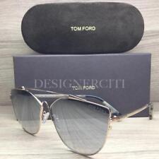 b755e4ea376d Tom Ford Jacquelyn-02 TF563 563 Sunglasses Pale Gold Tortoise 28C Authentic  64mm