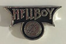 HELLBOY PIN HALLOWEEN PROP METAL SILVER PLATED