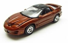 * 1/64 * Johnny Lightning * 2001 Pontiac Firebird Trans Am WS.6 * Brown * R 2 *