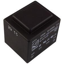 HAHN BVEI3052052 Print-Trafo 3VA 230V 12V 250mA Netztrafo Transformator 856457