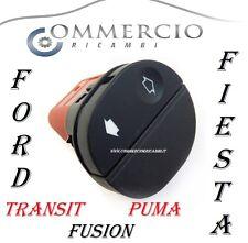 Pulsantiera Alzacristalli Ford Fiesta Fusion Puma Transit NUOVA 6 pin