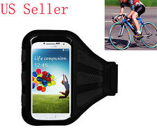 Mesh Running Sports Gym Jogging Armband Case Cover For Samsung Galaxy S5 i9600