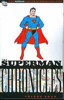 Superman Chronicles TP Vol 04 by Jerry Siegel 2008 DC Comics Graphic Novel
