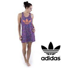 adidas Originals Womens Zx8k Flux Summer Dress Tank Top Ladies TRACKED Post 10