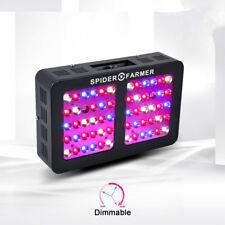 300W Spider Farmer Dimmable Full Spectrum LED Grow Light VEG/BLOOM indoor plants
