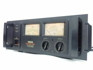 YAMAHA PC2002M Stereo power amplifier for PA/SR used F/S
