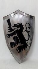 MEDIEVAL KNIGHT SHIELD ALL METAL HANDCRAFTED ARMOR SHIELD SCA GIFT ITEM