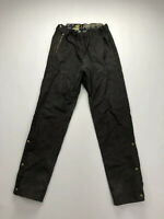 BELSTAFF Wax Motorcycle Trousers - W32 L32 - Navy - Great Condition - Men's