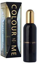 Colour Me Gold femme Eau de Parfum Spray for Women 100 ml+ body spray 150ml gift