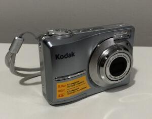 Kodak EasyShare C813 8.2MP Digital Camera - Silver
