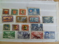 Switzerland Pro-Juventute 1928-31 £65+ catalogue value - Ref GA8