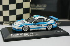 Minichamps 1/43 - Porsche 911 GT3 Coppa Carrera coppa 2005 No.16