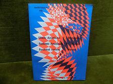 Systèmes dynamiques I Varsovie 1977 - Astérisque 50 Mathématiques