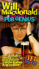 Good, How to be a Pub Genius: Fifty Brilliant Tricks Guaranteed to Wow Babes aan
