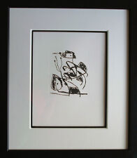 Joan Miro - Passage de L'Egyptienne Frontispiece - Original Etching and Aquatint