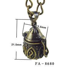 Free Shipping Amazing Photo Frame Tea Pot Pendant Locket Necklace Jewellery