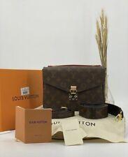 Louis Vuitton Pochette Metis Monogram Bag Brand New