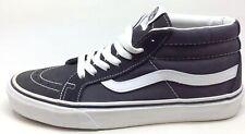 Vans Unisex Adult SK8-Mid Reissue Skate Shoes Asphalt Mens 5.5 / Womens 7