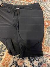 Nike Team Baseball Sliding Shorts Men's Xl Black Nwt Sports Protective Elastic